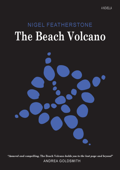 The Beach Volcano by Nigel Featherstone
